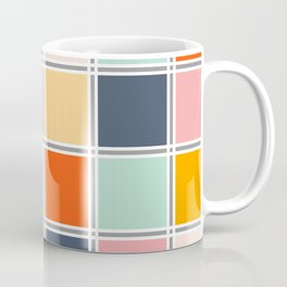 sunshine grid Coffee Mug