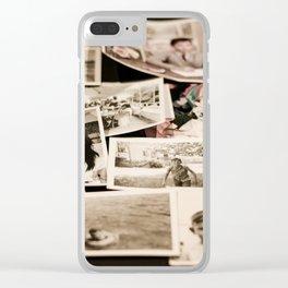 PHOTOS Clear iPhone Case