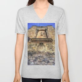Edinburgh Castle Royal Airforce Unisex V-Neck