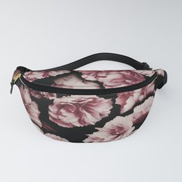 Pink Florals Fanny Pack