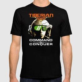 Tiberian Sun Commander T-shirt