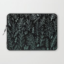 Ghost Botanic Laptop Sleeve