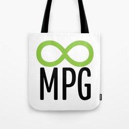 infinite mpg Tote Bag