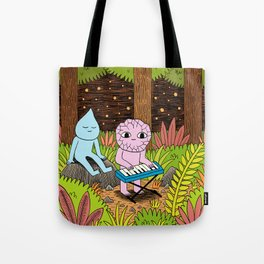 The Art of Song Tote Bag