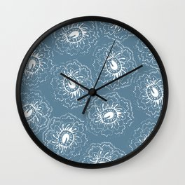 Stay inside Wall Clock