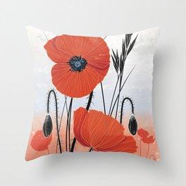 11.11.12 Throw Pillow