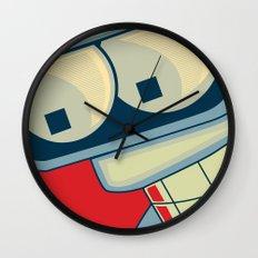 Bender Boss Wall Clock