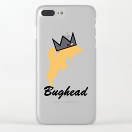 Bughead Clear iPhone Case