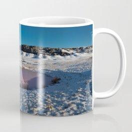 In the bleak mid Winter Coffee Mug