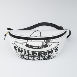Writers' only Fanny Pack