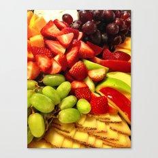 Fruity Choices Canvas Print