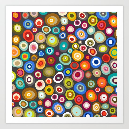 freckle spot lead Art Print
