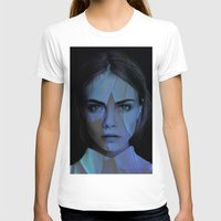 cara delevingne T-shirts featuring Cara Delevingne  by TRUANGLES