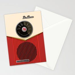 Nakashuma MK 1 in Strawberry and Cream Stationery Cards