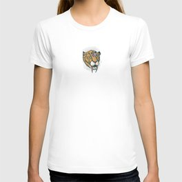 Derp-Toothed Tiger T-shirt