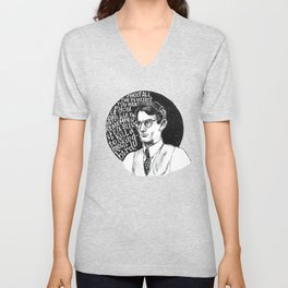 Atticus Finch Unisex V-Neck