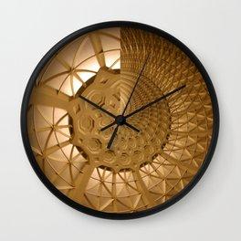 centripetal course 690 Wall Clock