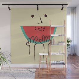 Summer smile Wall Mural