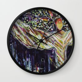 Come To Love Wall Clock
