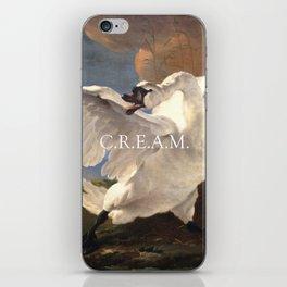 C.R.E.AM. iPhone Skin