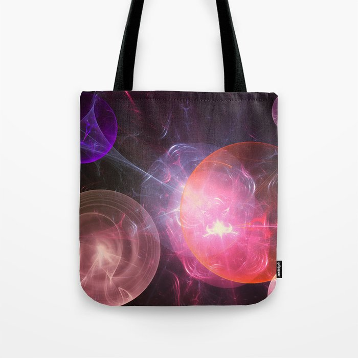 The Reactor Is Critical Tote Bag