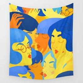 Elles x Elles Wall Tapestry