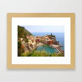 Italian Summer Framed Art Print