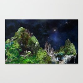 Forster-Tephroite-III Canvas Print