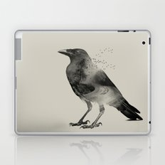 Raven Sky Laptop & iPad Skin