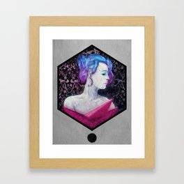 Guided Meditation Framed Art Print