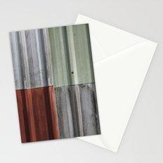 Corrugated Iron Stationery Cards