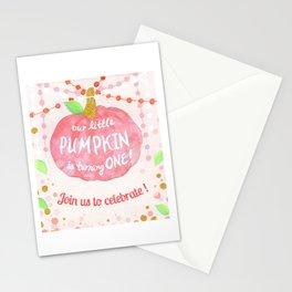 1st Birthday! Stationery Cards