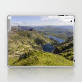 Snowdon Summit Laptop & iPad Skin