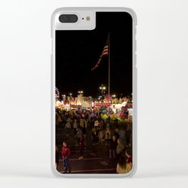 State Fair Clear iPhone Case