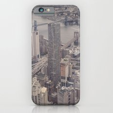 New York City from Above Slim Case iPhone 6s