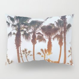 Venice Beach Palms Pillow Sham