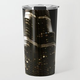 Burj Khalifa Travel Mug