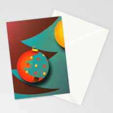 Christmas Eve (texturized edition) Stationery Cards