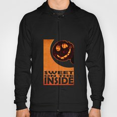 sweet on the inside Hoody