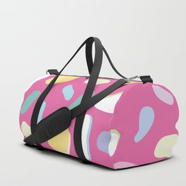 The Pink Poster Duffle Bag