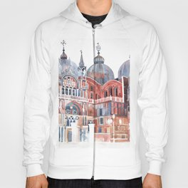 Basilica San Marco, Venezia Hoody