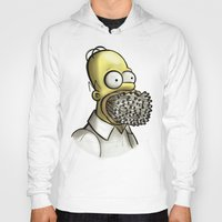 simpson Hoodies featuring Homer Simpson [File Photo] by ieIndigoEast