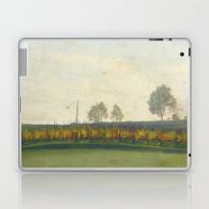 Autumn paints its colors bright Laptop & iPad Skin