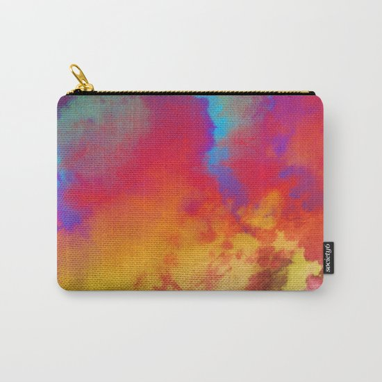 Dye to Live #society6 #decor #buyart Carry-All Pouch
