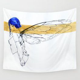 NUDEGRAFIA - 49 FLY Wall Tapestry