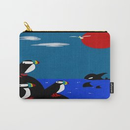 Puffin Rock Carry-All Pouch