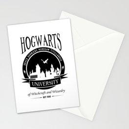 Hogwart University Stationery Cards