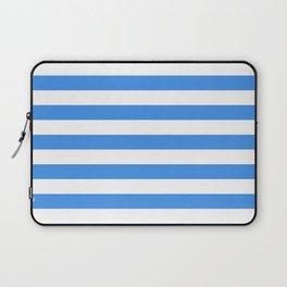 Micronesia San Marino Somalia Nicaragua flag stripes Laptop Sleeve