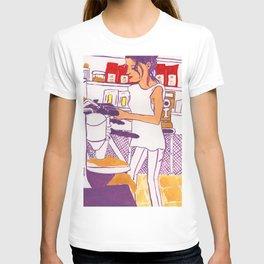 Barista Girl T-shirt