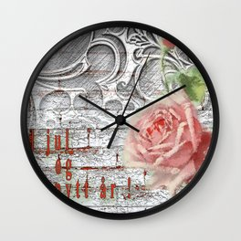 God Jul og Godt Nytt  år ! Wall Clock